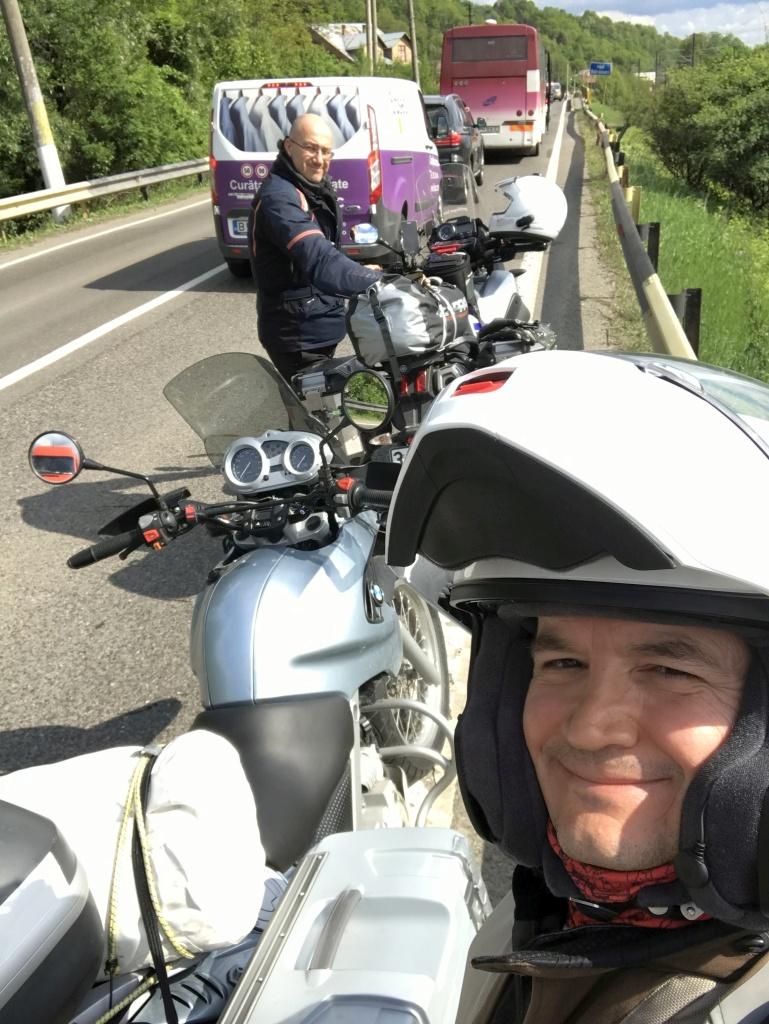 Road Works Romania 05