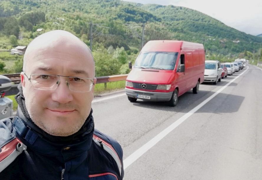 Road Works Romania 06