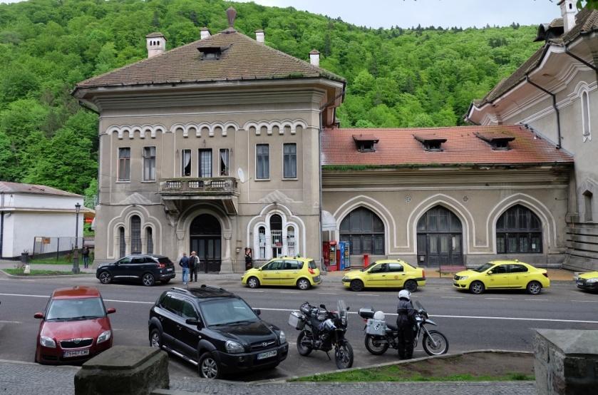 Sinaia Romania 01