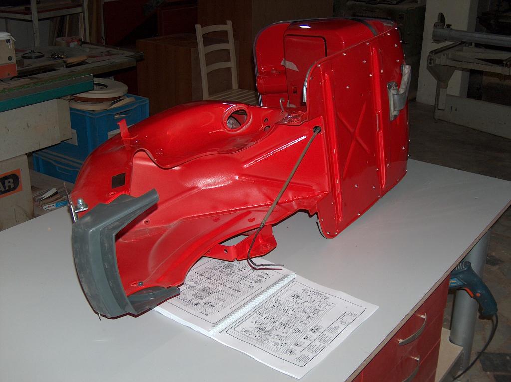 Kırmızı Vespa'ya Sadakat –II